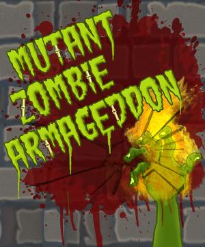 Mutant Zombie Armageddon Title